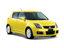Suzuki Swift III 2004-2010